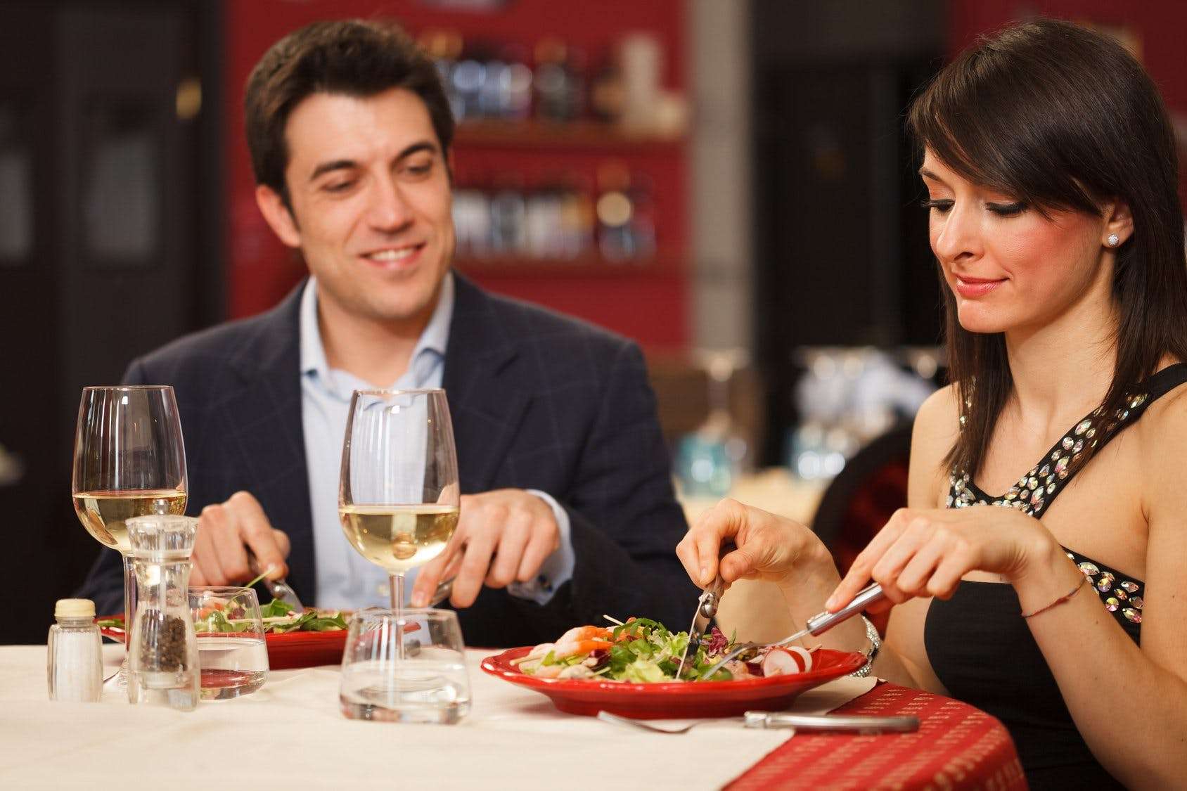 First date lunch or dinner