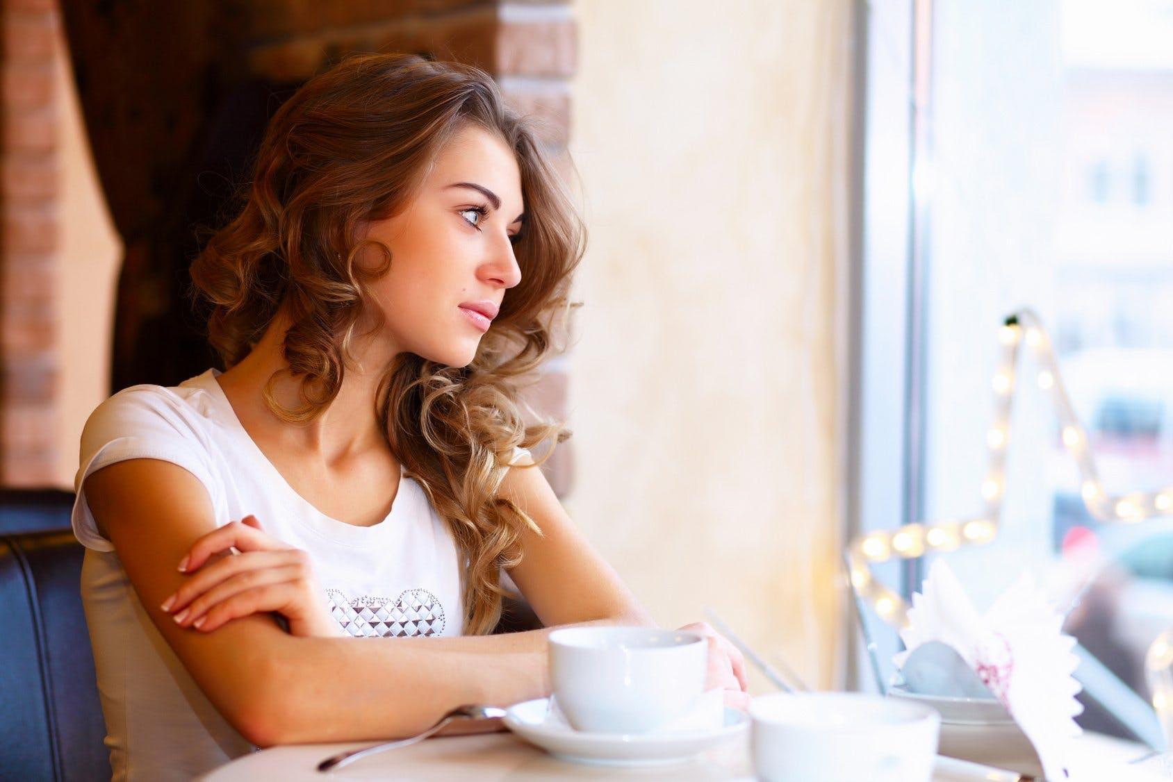 A Woman online yanaşma üçün necə - Qadın baxımdan