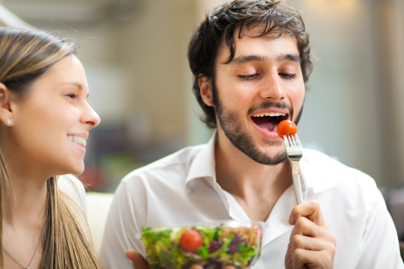 Matlaging er Hot for Romance