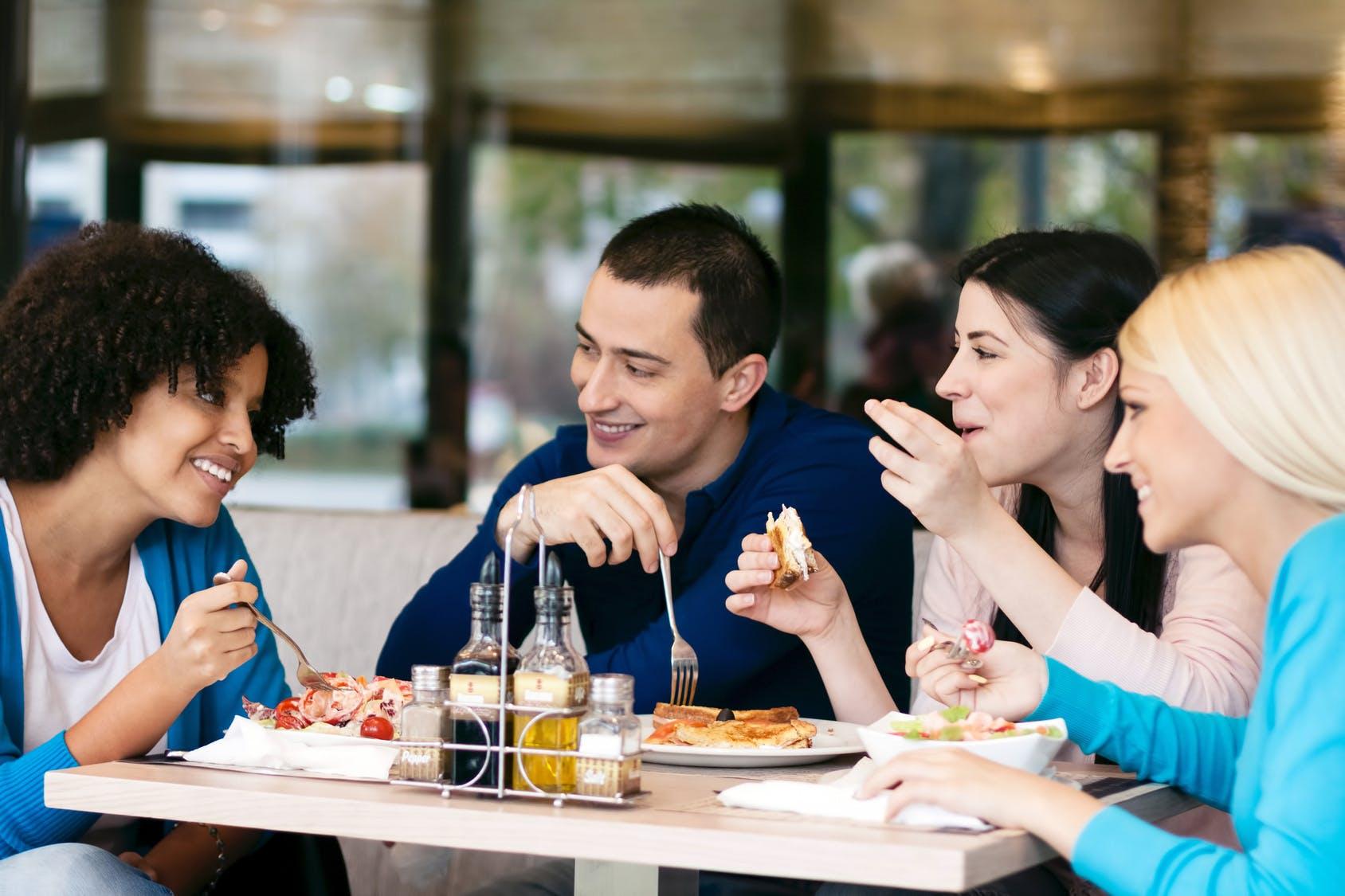 A hallgatók és az élelmiszer