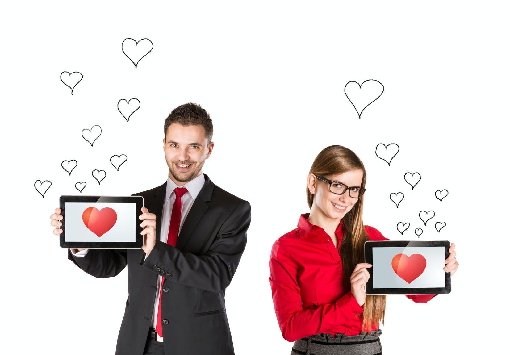 Online dating topics