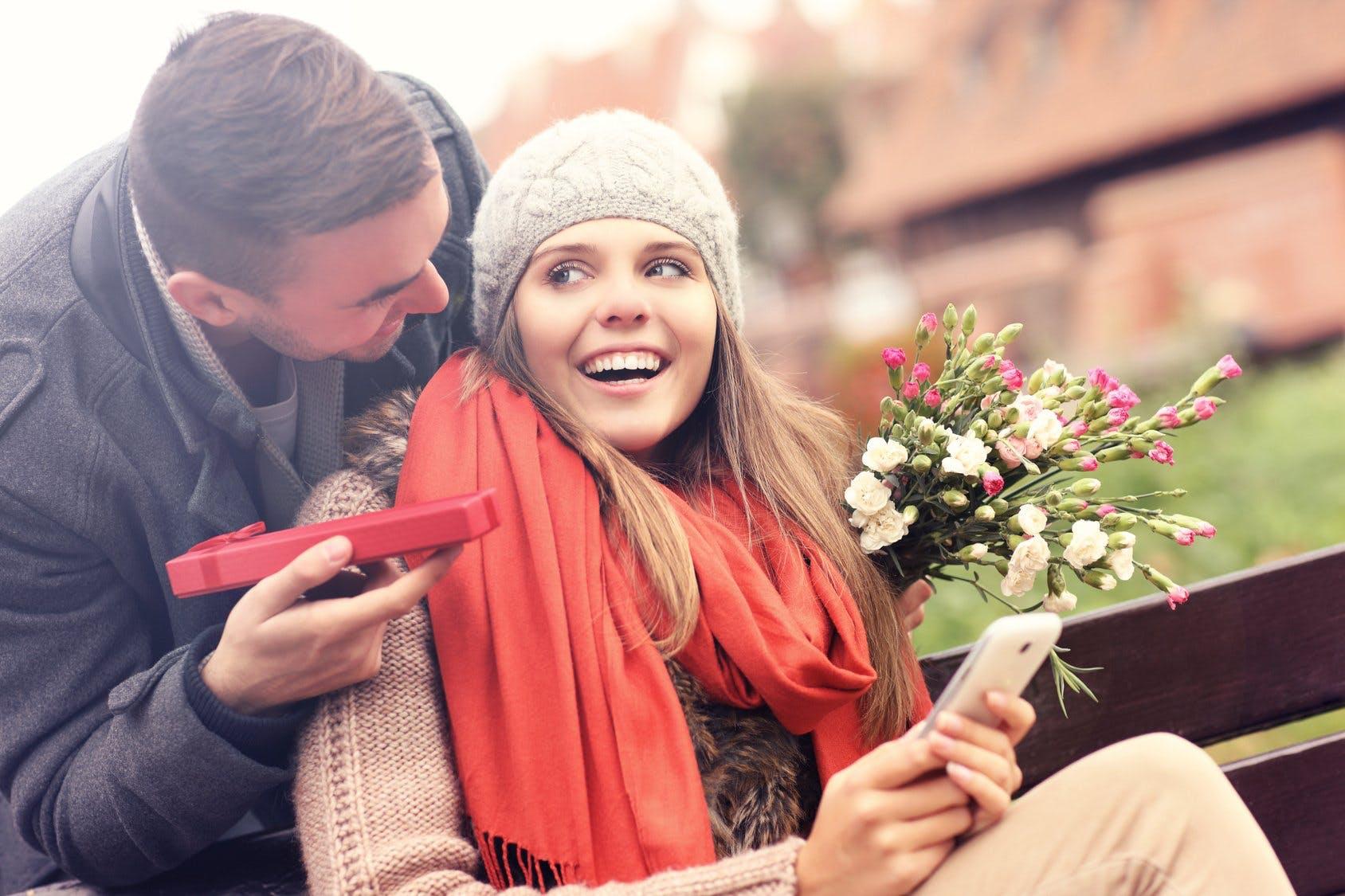 Online dating hankaluus