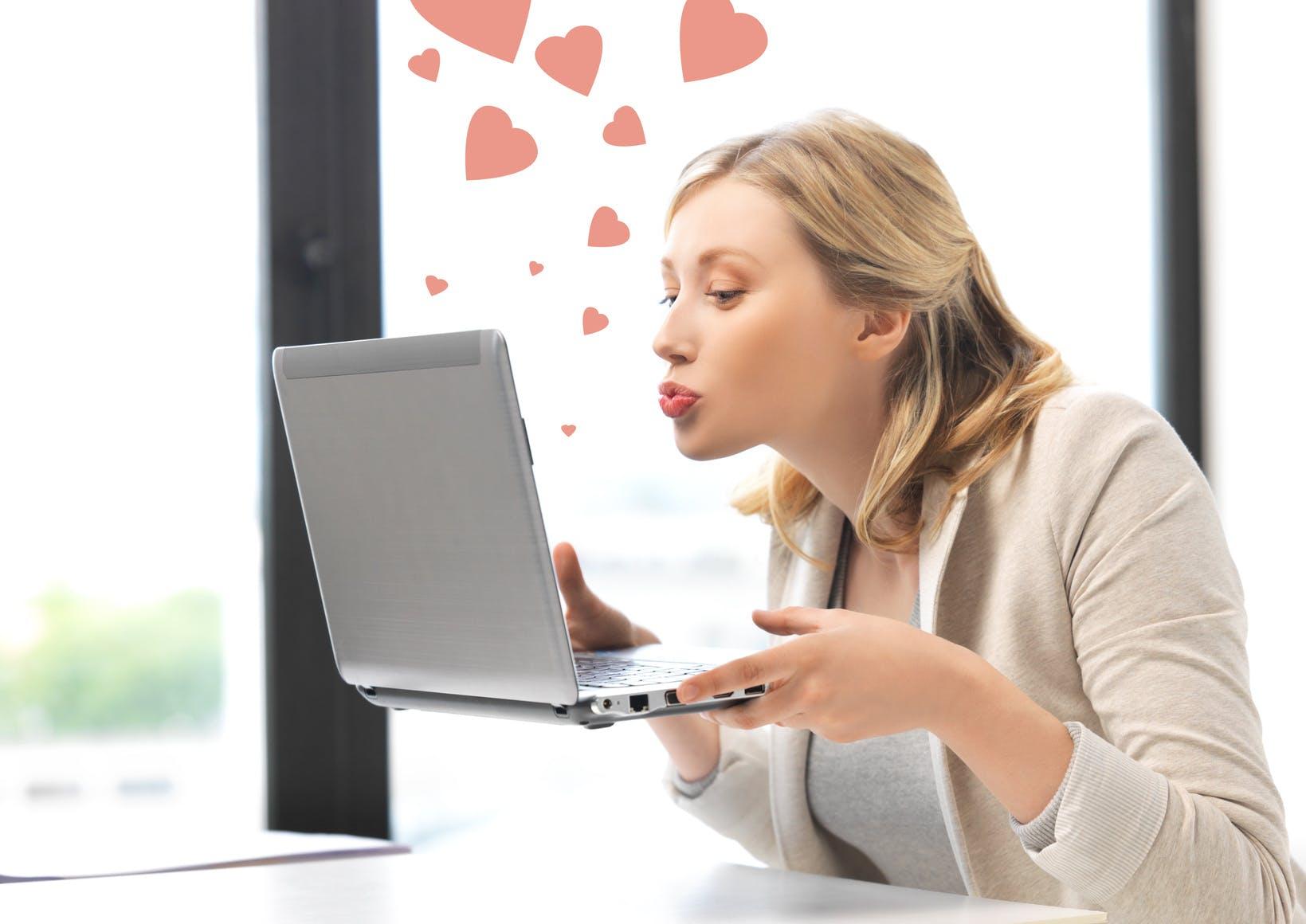 Dating første besked